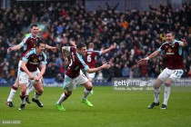 Burnley 1-1 Chelsea: Brady free-kick sees Blues drop points in title race