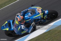 Rins finds his form in Phillip Island