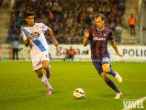 Eibar - Deportivo: puntuaciones del Eibar, jornada 3