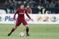 Zagueiro do Eintracht Frankfurt, Jesús Vallejo está fora da temporada com lesão na coxa