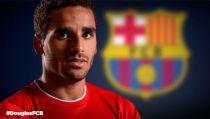 Douglas ya es jugador del Barcelona