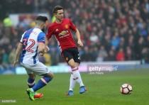 Ander Herrera hails Manchester United's 'fantastic attitude' for Blackburn comeback