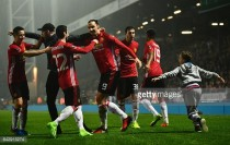 Blackburn Rovers 1-2 Manchester United: Late Ibrahimovic strike sends United into the last eight
