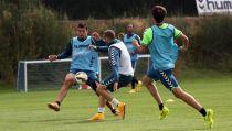 Chica y André Leao son duda para Huelva
