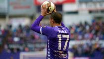 Carlos Peña abandona el Real Valladolid