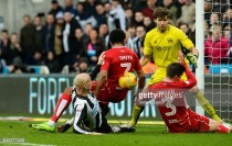 Newcastle United 2-2 Bristol City: Tale of two halves as Magpies salvage point