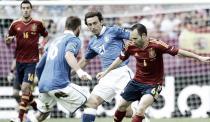 España - Italia, así lo vivimos