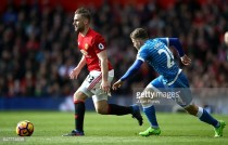 Shaw should force his way into Mourinho's plans, believes Southgate