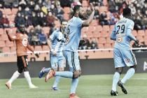 Olympique de Marseille goleia Lorient e se aproxima da zona de Uefa Europa League