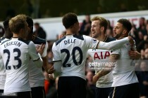 Tottenham Hotspur 3-2 Everton: Kane stars as Spurs record ninth successive home Premier League win