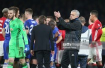 Jose Mourinho proud of his players and fans following FA Cup exit against Chelsea