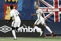 Com gols de Mbappé e Fabinho, Monaco vence Caen com tranquilidade e segue líder