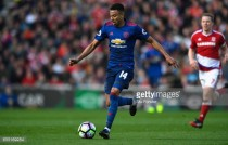 "Lingard reveals contract talks underway at Man United, with his ""heart"" very much at the club"