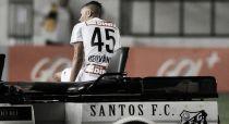 Santos confirma e Geuvânio está fora do jogo contra Cruzeiro