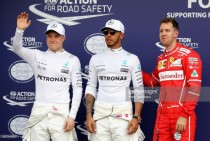 Australian GP Qualifying: Hamilton eases to pole