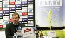 """Ángel Viadero: """"Queremos mantener nustra mejor versión después de la Copa"""""""