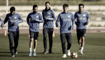 El Málaga ya piensa en la Real Sociedad