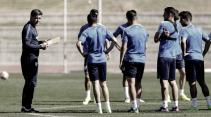 El Málaga comienza los entrenamientos en la semana del parón