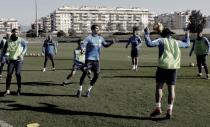 El Málaga se prepara desde este lunes para recibir al Espanyol