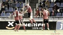 Ojeando al rival: CD Mirandés, a seguir sumando