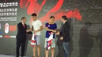 El Granada CF sella una alianza con el Chongquing Lifan FC