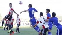 El Alavés no pasa del empate ante la U.D. Logroñés