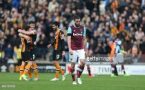 Hull City 2-1 West Ham United: Late revival claws Tigers back into survival contention