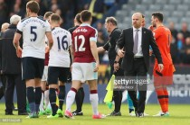 Sean Dyche reflects on a rare home defeat for Burnley