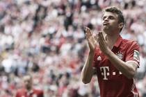 """Thomas Müller mostra confiança em virada do Bayern sobre Real: """"Nada é impossível"""""""