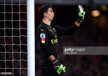 Number one spot well and truly in Emiliano Martinez's sight
