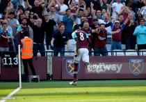 West Ham United 1-0 Swansea City: Kouyaté strikes seals Hammers  first win in seven against struggling Swans