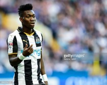 Christian Atsu insists he is not thinking about his future
