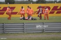 MotoGP: Disaster strikes in Argentina