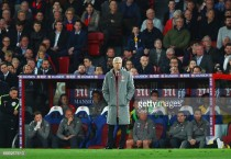Wenger admits Palace were more physical in Selhurst Park humiliation