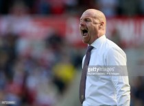Sean Dyche not concerned by Burnley away form