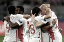 Fabinho perde pênalti, mas Monaco supera Dortmund com dois de Mbappé pela UCL