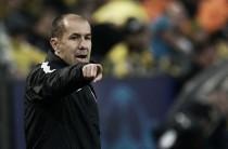 """Após vitória em Dortmund, Leonardo Jardim mantém cautela: """"Não está nada decidido"""""""