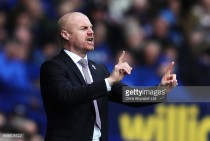Sean Dyche: The luck wasn't with us at Goodison