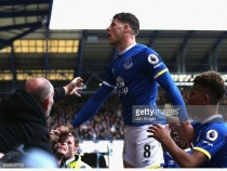 Everton 3-1 Burnley: Barkley inspired Toffees cruise to victory