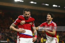 """Steve Agnew praises """"amazing"""" effort and attitude of his Middlesbrough team in Arsenal defeat"""
