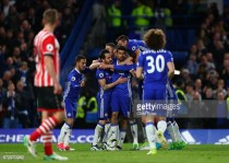 Chelsea 4-2 Southampton: Costa double sees Blues move seven clear