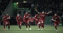 Frankfurt bate Mönchengladbach nos pênaltis e disputa decisão da DFB-Pokal após 11 anos