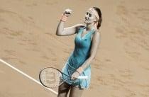WTA Stuttgart: Kristina Mladenovic silences crowd sinking defending champion Angelique Kerber in straight sets