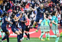 UEFA Women's Champions League – Paris Saint-Germain (5) 2-0 (1) FC Barcelona: Parisiens cruise into final