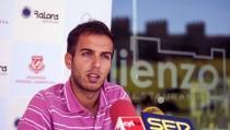 Borja Jiménez cambia al Promesas por el Izarra