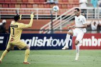 Em jogo movimentado, Santos vence Audax pelo placar mínimo