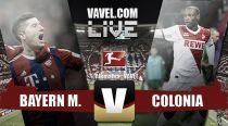 Bayern de Múnich vs Colonia en vivo y directo online (4-1)