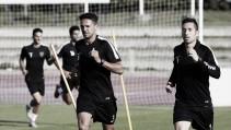 El Málaga entrena con la mente en Villarreal tras el Dinamo de Kiev