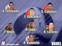 '7 Ideal VAVEL' de la 27ª jornada de la Liga BAUHAUS ASOBAL