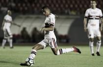 """Decisivo, Cícero se sente lisonjeado com confiança de Rogério Ceni no São Paulo: """"Muito gratificante"""""""